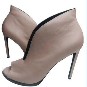Wittner women's stiletto heel ankle boot   NEW ~40